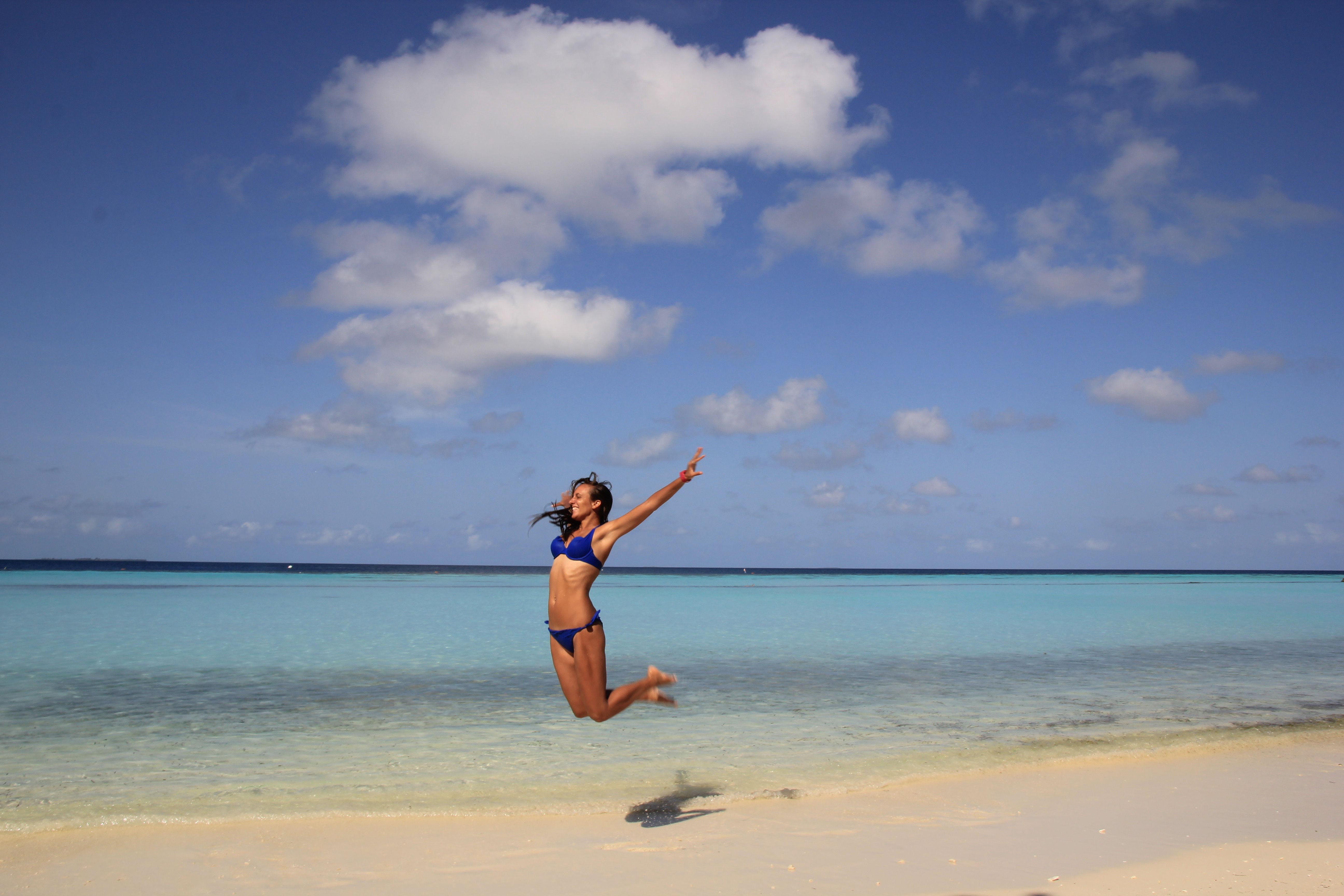 Claudia Rodríguez, blogs Solo Ida en Maldivas