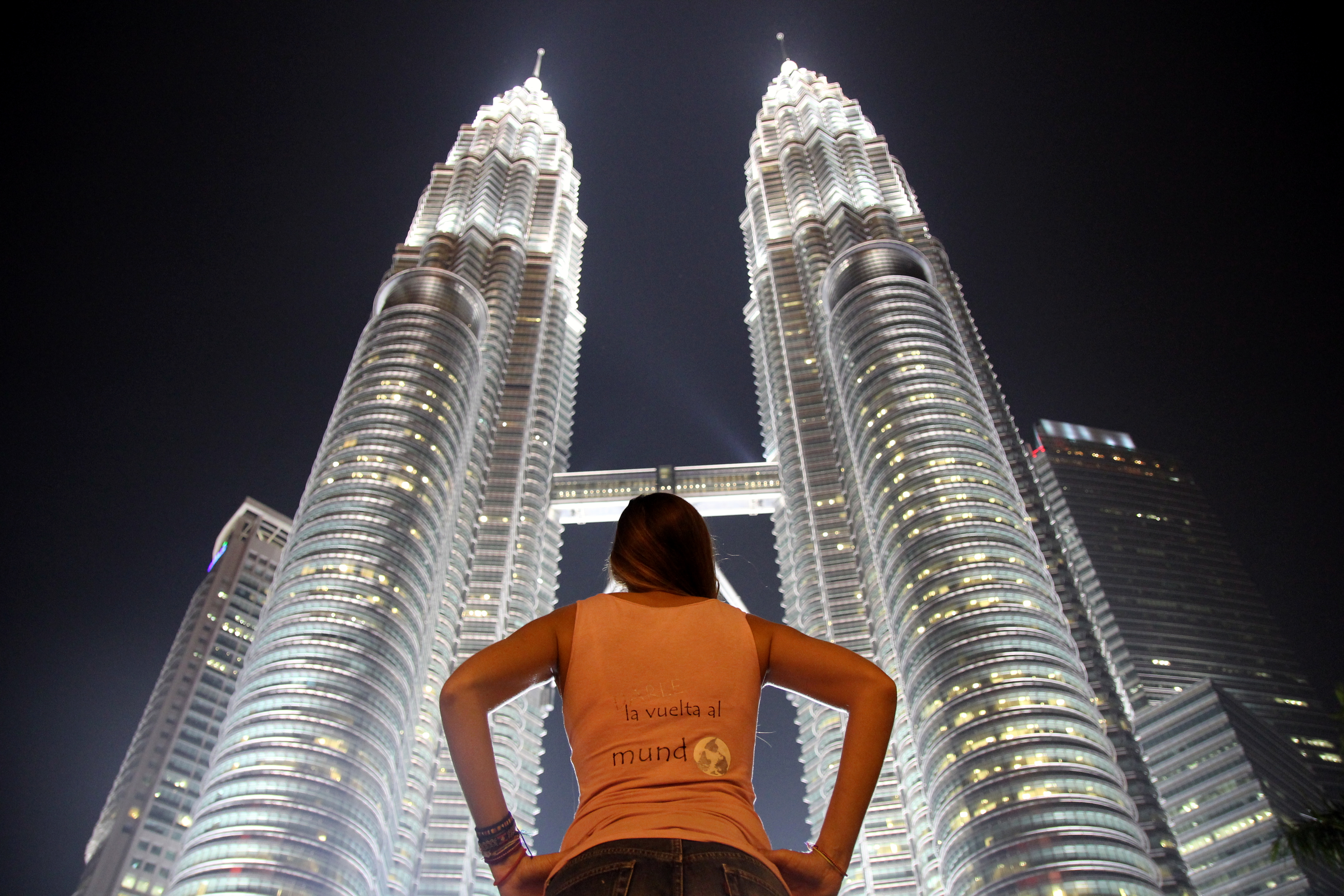 Claudia Rodríguez, blogs Solo Ida en Kuala Lumpur