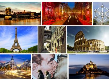 Si viajas por Europa no puedes perderte…