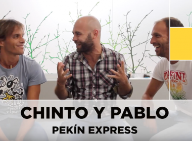 Pekín Express TOTTO