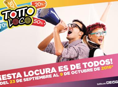 tottoloco Septiembre - Octubre 2016 Totto