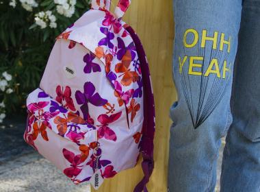 ¡Alerta! La mochila es el nuevo bolso - Totto
