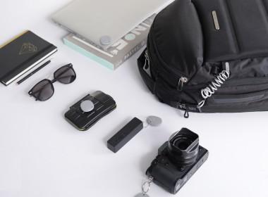 La mochila inteligente, T –Track