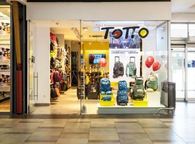 Nuevas tiendas TOTTO España
