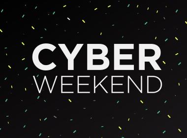 Cyber Weekend descuentos 70%