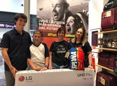 promoción fútbol 2018