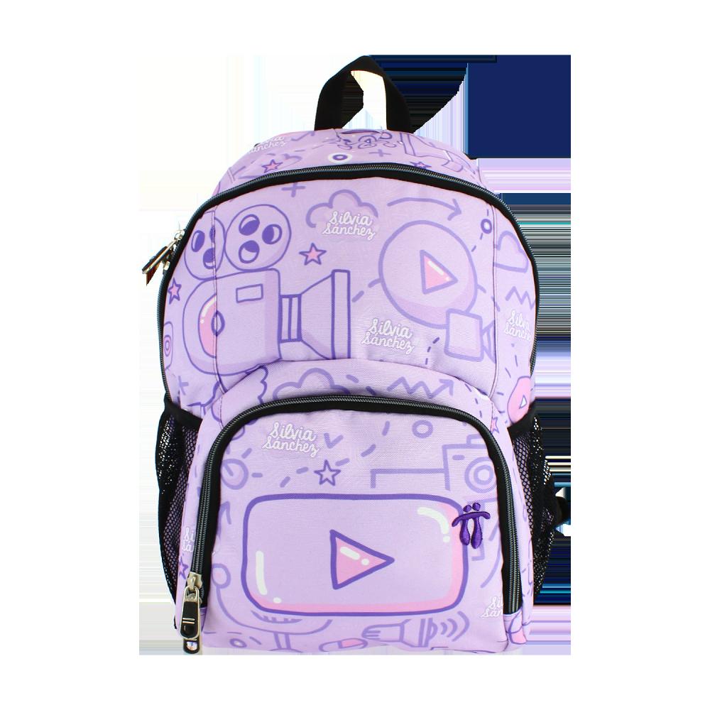 mochila diseño exclusivo