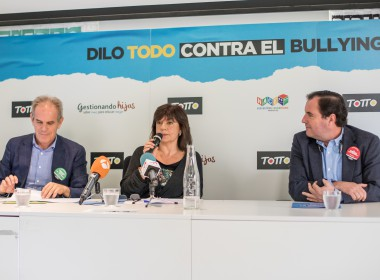 foto evento contra el bullying