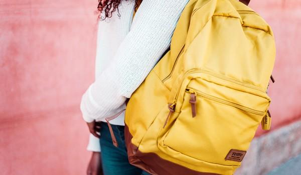 Colorea tu primavera con las últimas mochilas TOTTO