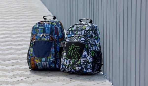 cuidado de las mochilas durante el curso