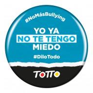 chapas anti-bullying