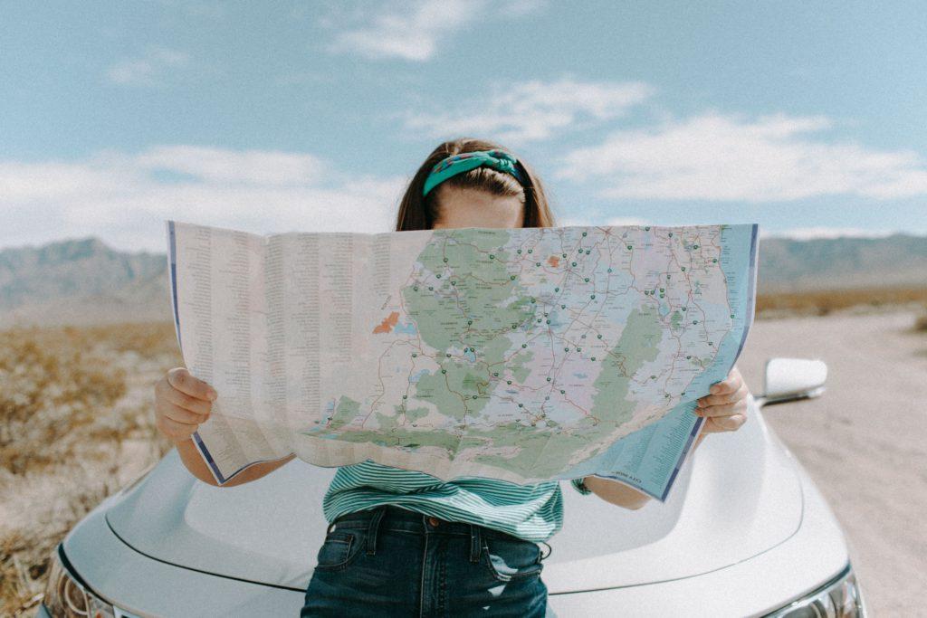 mapas rutas senderismo